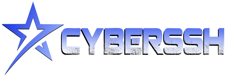 cyberssh - create ssh account
